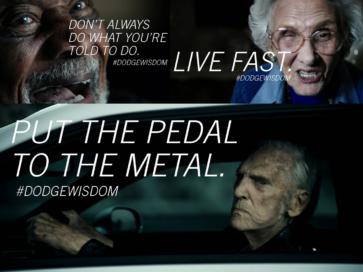 Dodge's Kampagne zum 100jährigen Jubiläum