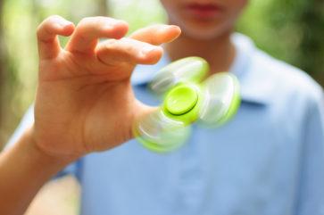 Multisensorisch: Fidget Spinner