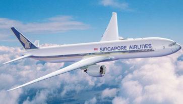 multisensorische Kontaktkette: Singapore Airlines