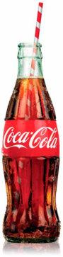 Multisensorische Ikone: Coca Cola Flasche