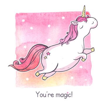 Einhorn Trend: You're magic!