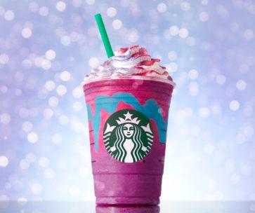 Einhorn Trend: Starbucks Unicorn Frappuccino