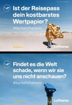 Brand Purpose der Lufthansa