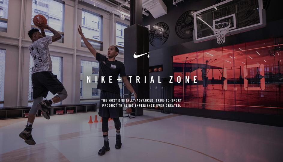 Nike Trial Zone